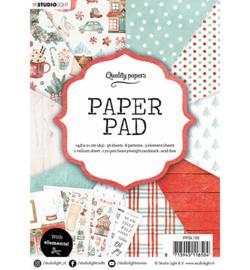 PPSL155 Paperpad A5 - Studio Light