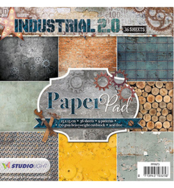 PPIN73 Paperpad - Industrial - Studio Light