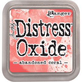 Distress Oxide - Abandoned Coral - Ranger