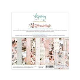 Paperpad Mintay - Florabella 15.2 x 15.2 cm - MT-FLB-08