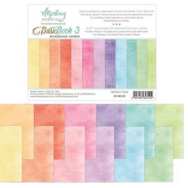 Paperpad Mintay - Basic Book 3 - 15.2 x 20.3 cm - MT-BKG-03