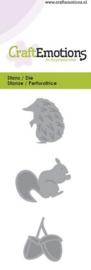 115633/0113 Snij- en embosmal - Craft Emotions