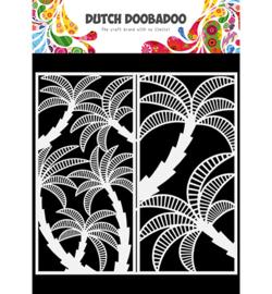 470.784.007 - Mask Art Slimline Palmtree - Dutch Doobadoo