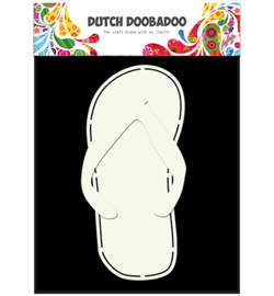 470.713.633 Card Art Stencil A5 - Dutch Doobado