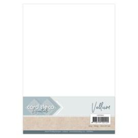 CDEVE001 Vellum A4 - 10 vel A4 - Card Deco