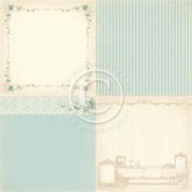 PD5803 Scrappapier - Paris Flea Market - Pion Design