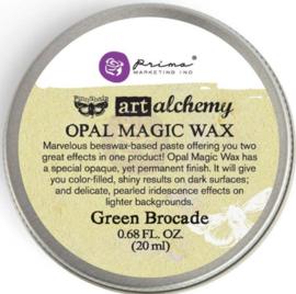 964245 Opal Magic Wax - Green Brocade - Finnabair