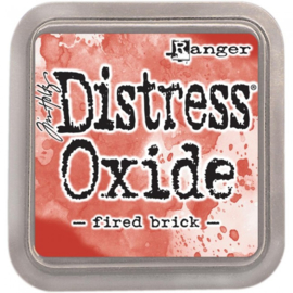 Fired Brick - Distress Oxides