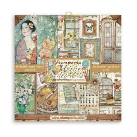 Paperpad 30.5 x 30.5cm -  Atelier - Stamperia - PAKKETPOST!
