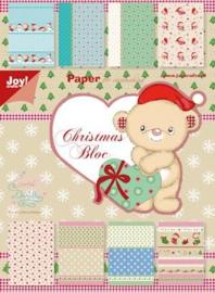 6011-0045 Paperset Christms 32 vel - Joy Crafts