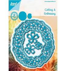 6002-0632 Snij- en embosmal - Joy Crafts