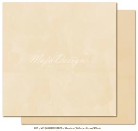 887 Scrappapier Monochromes Shades of Sofiero - Maja Design