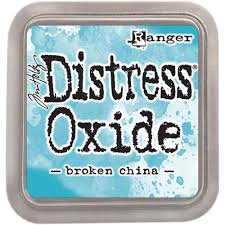 Broken China - Distress Oxides