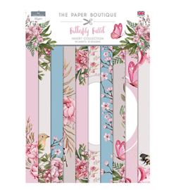PB1170 Paperpad A4 Butterfly Ballet - The Paper Boutique