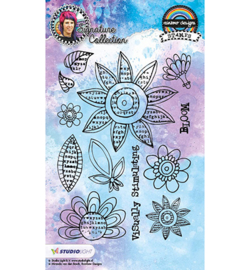 STAMPMB12 Stamp  Rainbow Collectie - Studio Light