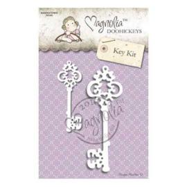 Doohickey Key kit - Collectie 2014 - Magnolia