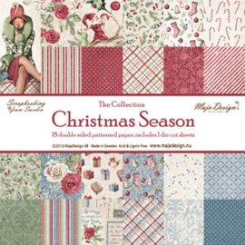 Paperpad Christmas Seasons - Maja Design