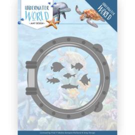 ADD10210 Snij- en embosmal - Under Water World - Amy Design