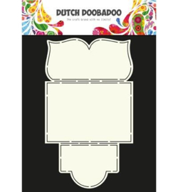 470.713.621 Card Art Stencil A4 - Dutch Doobadoo