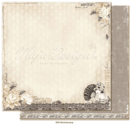 959 Scrappapier dubbelzijdig - Celebration - Maja Design