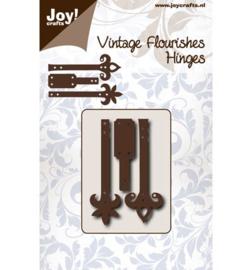 6003/0069 Snij- en embosmal - Joy Crafts