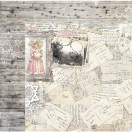 20901836 Scrappapier dubbelzijdig - Winter Wishes - Bo Bunny
