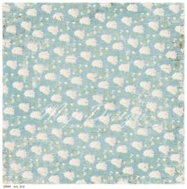 514 Scrappapier dubbelzijdig - Vintage Summer - Maja Design