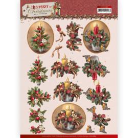 CD11684 3D vel A4 - History of Christmas - Amy Design