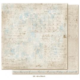 595 Scrappapier dubbelzijdig - Vintage Spring - Maja Design