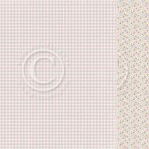 PD9210 Scrappapier dubbelzijdig - Patchwork of Life - Pion Design