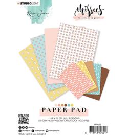 PPKJ03 Paperpad A5  - Missees - Karin Joan - Studio Light