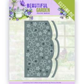 PM10202 Snij- en embosmal - Beautiful Garden - Marieke Design
