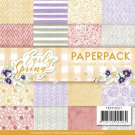 PMPP10017 Paperpad - Early Spring- Marieke Design