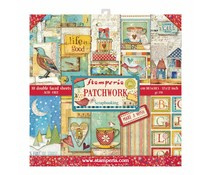 Paperpad 30.5 x 30.5 cm Patchwork - Stamperia