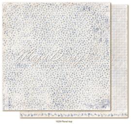 1029 Scrappapier dubbelzijdig - Denim en Girls - Maja Design