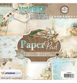 PPMS78 Paperpad Memories of Summer - Studio Light
