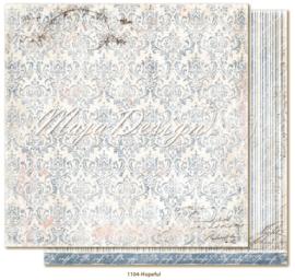 1104 Scrappapier dubbelzijdig - Miles Apart - Maja Design