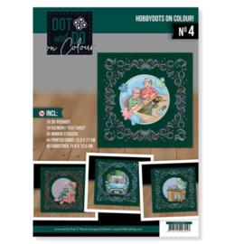 DODOOC10004 Dot en Do on Colour set 4