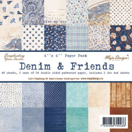 Denim and Friends - Maja Design