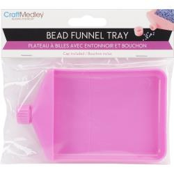 Bead Funnel Tray - Craft Medley