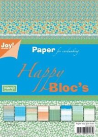 6011/0031 Paperpad A5 a 32 vel - Joy Crafts