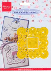 EL8502 Eline - Borduurmal - Marianne Design