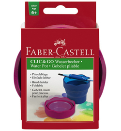 Watercup Red - Faber Castell