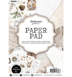 PPSL151 Paperpad A5 - Studio Light