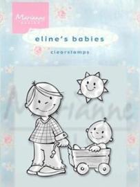 EC0110 Clearstempel Eline - Marianne Design