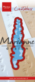 LR0598 Creatable - Marianne Design