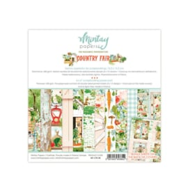 Mintay Papers - Country Fair - Paperpad 15.2 x 15.2 cm - MT-CTR-08