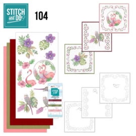 Stitch and Do 104 - In the Tropics