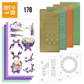 Dot en Do nr. 178 Lavender