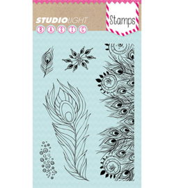 STAMPSL269 Stempel Mixed Media - Studio Light